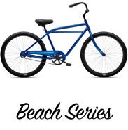 Nirve® Bicycles - Go In Style™ - Classic Beach Cruisers • City Bikes